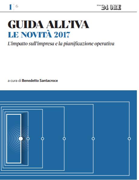 6 nuovi volumi di aggiornamento della collana Guida all'IVA a cura di Benedetto Santacroce
