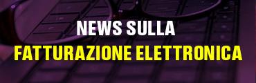 News sulla fatturazione elettronica